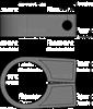 CLINGSTRAP DRAWING