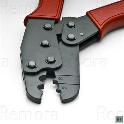 Uninsulated Compact Ratchet Crimping Tool 1.5 To 10mm²