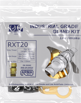 ArmaKit Gland Pack Model rxt20