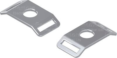 Stainless Tie Mounts